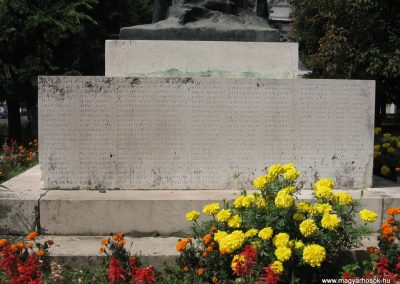 Hajdúnánás I.vh emlékmű 2007.08.23. küldő-Kályhás (4)