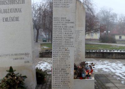 Hajdúszoboszló II. világháborús emlékmű 2018.01.28. küldő-kalyhas (6)