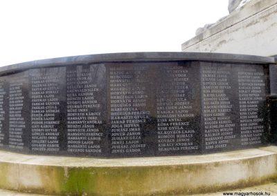 Hajdúszoboszló felújított I. világháborús emlékmű 2018.01.28. küldő-kalyhas (13)