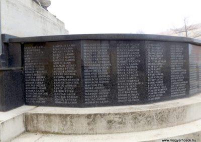Hajdúszoboszló felújított I. világháborús emlékmű 2018.01.28. küldő-kalyhas (15)
