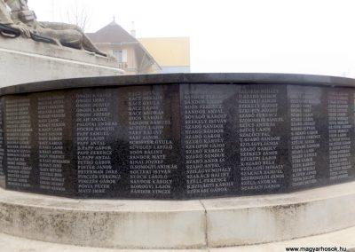 Hajdúszoboszló felújított I. világháborús emlékmű 2018.01.28. küldő-kalyhas (16)