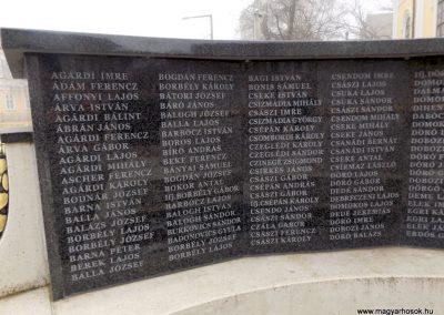 Hajdúszoboszló felújított I. világháborús emlékmű 2018.01.28. küldő-kalyhas (5)