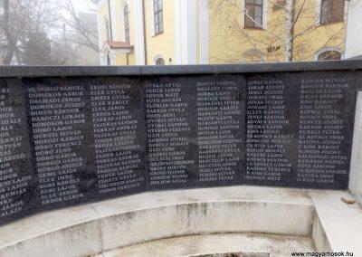 Hajdúszoboszló felújított I. világháborús emlékmű 2018.01.28. küldő-kalyhas (6)