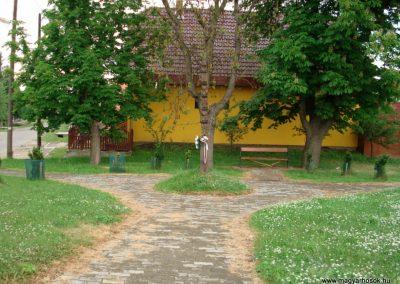 Halmaj I.vh kopjafa 2011.05.23. küldő-megtorló