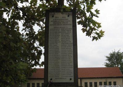 Harsány I.vh emlékmű 2007.08.12. küldő-Kályhás (1)
