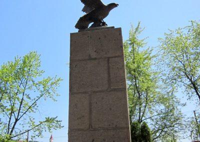 Harsány felújított I.világháborús emlékmű 2012.05.20. küldő-kalyhas (3)