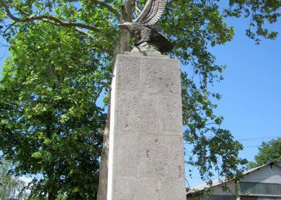 Harsány felújított I.világháborús emlékmű 2012.05.20. küldő-kalyhas (6)