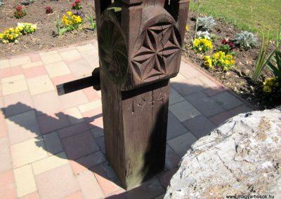 Harsány felújított II.világháborús emlék 2012.05.20. küldő-kalyhas (6)