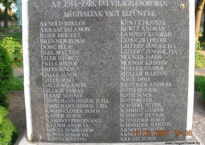 Harta I.világháborús emlékmű 2007.05.12. küldő-Markó Peti (2)