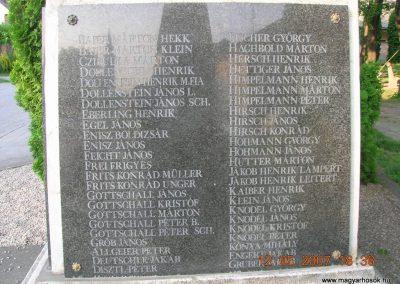 Harta I.világháborús emlékmű 2007.05.12. küldő-Markó Peti (3)
