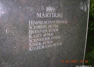 Harta I.világháborús emlékmű 2007.05.12. küldő-Markó Peti (4)