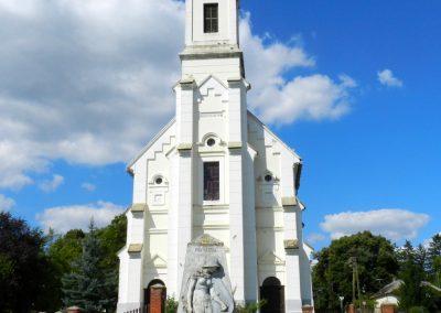 Hedrehely I. világháborús emlékmű 2014.08.28. küldő-Huber Csabáné