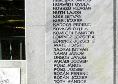 Hedrehely II. világháborús emlékmű 2014.08.28. küldő-Huber Csabáné (3)
