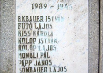 Hegyesd világháborús emlékmű 2013.08.22. küldő-kalyhas (4)