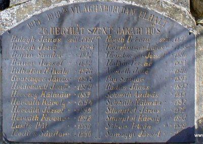 Hegyhátszentjakab világháborús emlékmű 2008.02.19. küldő-HunMi (3)