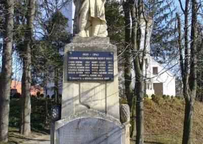Hegyhátszentjakab világháborús emlékmű 2008.02.19.küldő-HunMi (1)