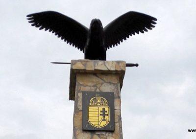 Hegymeg felújított I. világháborús emlékmű 2017.08.13. küldő-Eszterhai Zsuzsa (1)