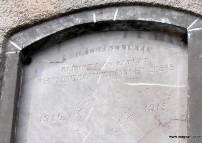 Hegyszentmárton világháborús emléktáblák 2013.05.11. küldő-Bagoly András (3)
