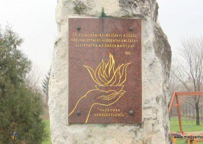 Hejőpapi világháborús emlékmű 2007.11.20. küldő-Kályhás (3)