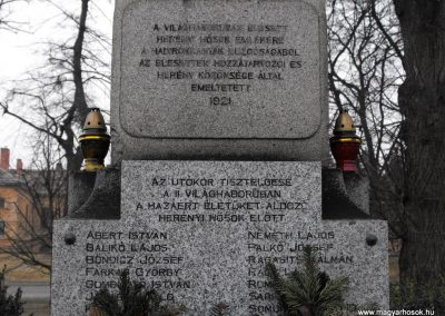 Herény világháborús emlékmű 2009.01.13.küldő-gyurkusz (2)