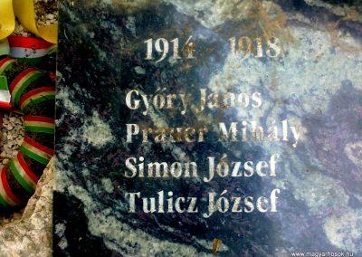 Herceghalom világháborús emlékmű 2011.05.24. küldő-Csiszár Lehel (4)