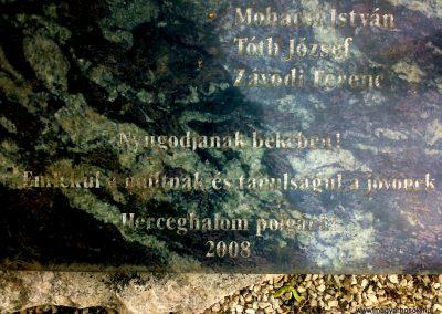 Herceghalom világháborús emlékmű 2011.05.24. küldő-Csiszár Lehel (6)