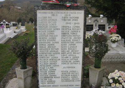 Herencsény világháborús emlékmű 2007.10.22. küldő-Mónika39 (2)