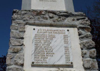 Heresznye világháborús emlékmű 2009.05.08.küldő-Sümec (1)