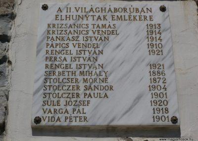 Heresznye világháborús emlékmű 2009.05.08.küldő-Sümec (10)