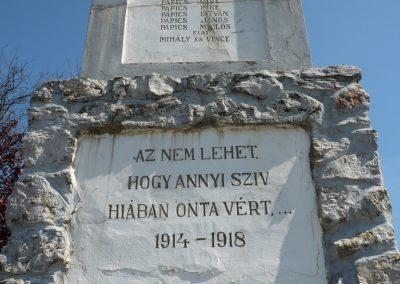 Heresznye világháborús emlékmű 2009.05.08.küldő-Sümec (5)