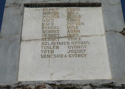 Heresznye világháborús emlékmű 2009.05.08.küldő-Sümec (9)