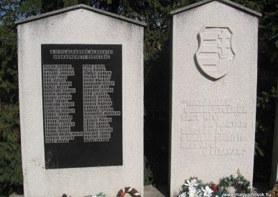 Hernádnémeti II.vh emlékmű 2009.03.21.küldő-kalyhas (2)
