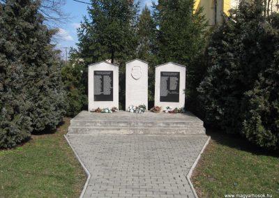 Hernádnémeti II.vh emlékmű 2009.03.21.küldő-kalyhas