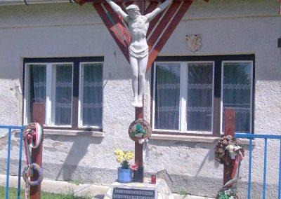 Hernádpetri világháborús emlékmű 2012.07.18. küldő-megtorló