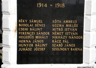 Hernádszentandrás világháborús emlékmű 2011.05.17. küldő-megtorló (4)