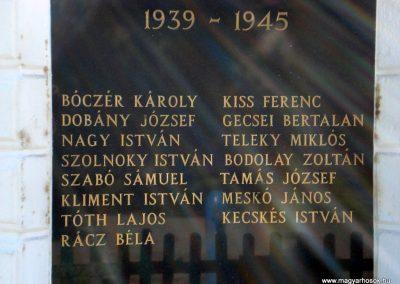Hernádszentandrás világháborús emlékmű 2011.05.17. küldő-megtorló (5)