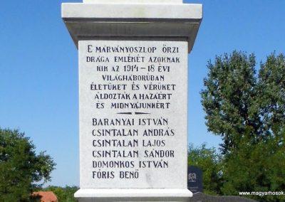 Hetény világháborús emlékmű 2013.07.21. küldő-Méri (3)
