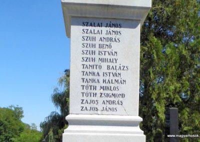 Hetény világháborús emlékmű 2013.07.21. küldő-Méri (6)