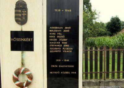Hetyefő világháborús emlékmű 2015.07.27. küldő-Méri (2)
