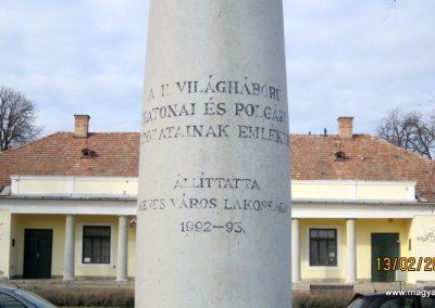 Heves II. világháborús emlékmű 2019.02.13. küldő-kalyhas (5)