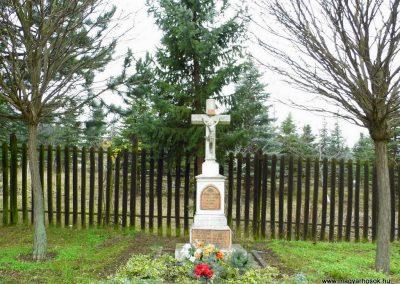 Hidegség, II. világháborús emlékmű