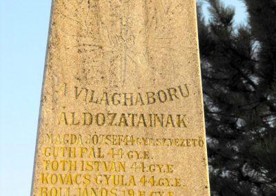 Hobol világháborús emlékmű 2012.08.01. küldő-KRySz (1)