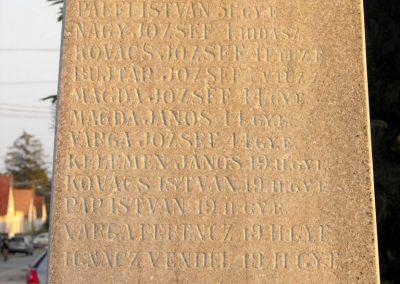 Hobol világháborús emlékmű 2012.08.01. küldő-KRySz (2)