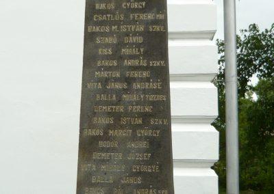 Holtmaros I.vh emlékmű 2011.06.21. küldő-Ágca (1)