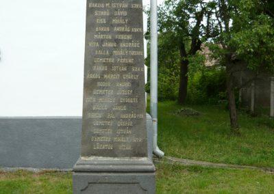Holtmaros I.vh emlékmű 2011.06.21. küldő-Ágca (3)