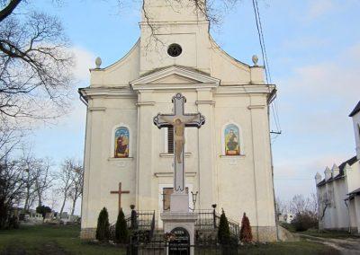 Homrogd világháborús emlékmű 2014.02.15. küldő-kalyhas