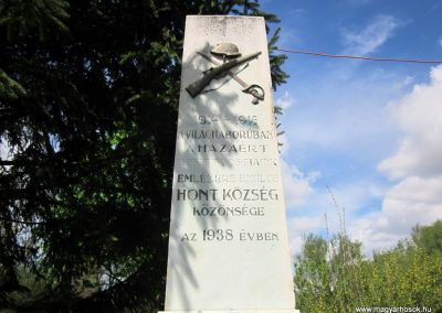 Hont világháborús emlékmű 2012.04.25. küldő-kalyhas (3)