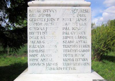 Hont világháborús emlékmű 2012.04.25. küldő-kalyhas (5)