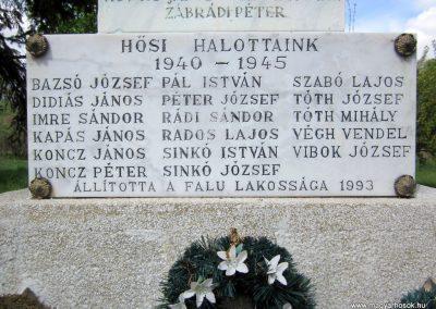 Hont világháborús emlékmű 2012.04.25. küldő-kalyhas (6)
