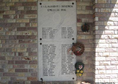 Hort világháborús emlékhely 2008.05.26.küldő-Kályhás (5)